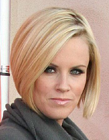 jenny mccarthy bob hairstyle | Jenny McCarthy at the L.A. Kids Magazine Launch