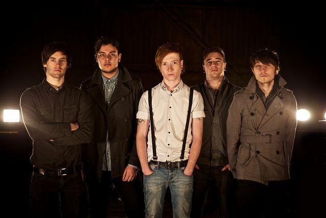 Mallory Knox. I just started to like them they're extremely good :) my favorite song by them is Bury Your Head