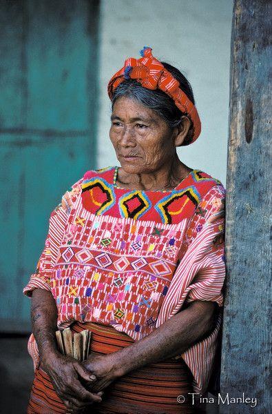 GUATEMALA, BELLA VISTA: Faviana Maldonar, 58 year old Mam woman, living in the northwestern highlands of Guatemala.
