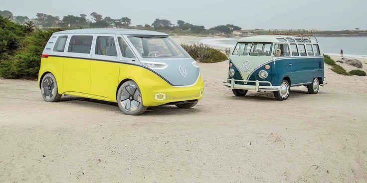 El #Volkswagen Transporter regresará en versión eléctrica #VWFans http://www.vochomania.mx