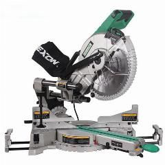 "[ $21 OFF ] 1Pc Sm3057R Dual Sliding Compound Mitre Saw & 305Mm Miter Saw 1800 W 220/ 50Hz ""circular Saw Cutting Machine Mluminum"