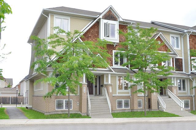 $229,900 Or Trade Great investment opportunity! Well maintained upper unit terrace home with a reliable tenant in place until Feb 2016 (may negotiate longer with tenant if desired.) Open concept living/dining featuring upgraded cabinetry in kitchen. 2 spacious bedrooms upstairs, each with its own ensuite bath. Close to transit, shopping and schools.