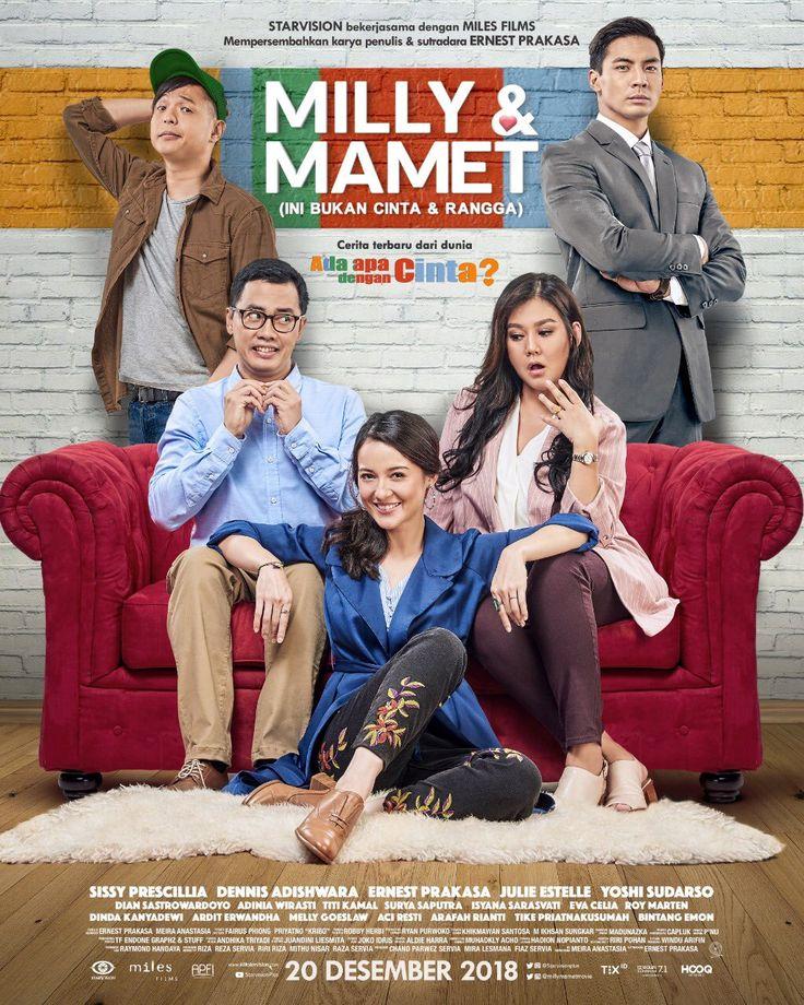 Milly & Mamet Komedi romantis, Film komedi romantis