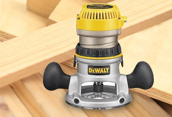 Dale diseño a tu madera con un router.