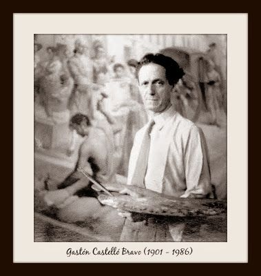 Gastón Castelló Bravo (1901 - 1986)