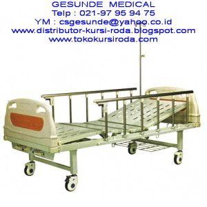 Ranjang Rumah Sakit Murah ABS-2M  Pusatnya Ranjang Pasien Rumah Sakit Berbagai Jenis. Harga Murah, Ordernya Mudah, Stock Banyak, Berkualitas Bisa Dikirim, Bisa Transfer Atau Bayar Ditempat.  Fast Response Call Customer Service Kami : Telepon : 08786 9000 900 / 08787 9000 900 / 021-9795 9475 / 021- 9795 9470 BBM : 29398F87 / 27811AD6 YM : CSGESUNDE   Grab It Fast !!!