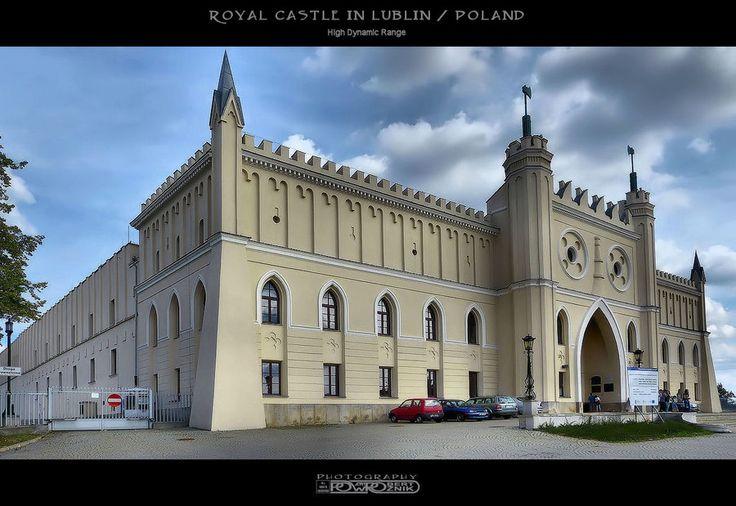 Royal Castle by Robert Powroźnik on 500px, Lublin, Poland