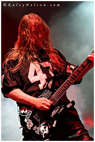 Slayer | Slayer @ Gibson Amphitheatre Los Angeles, CA Octobe… | Flickr