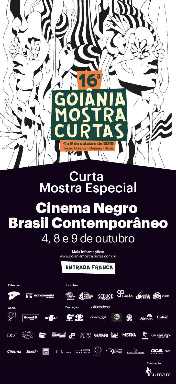 16ª Goiânia Mostra Curtas levanta reflexão e valorização do cinema negro brasileiro