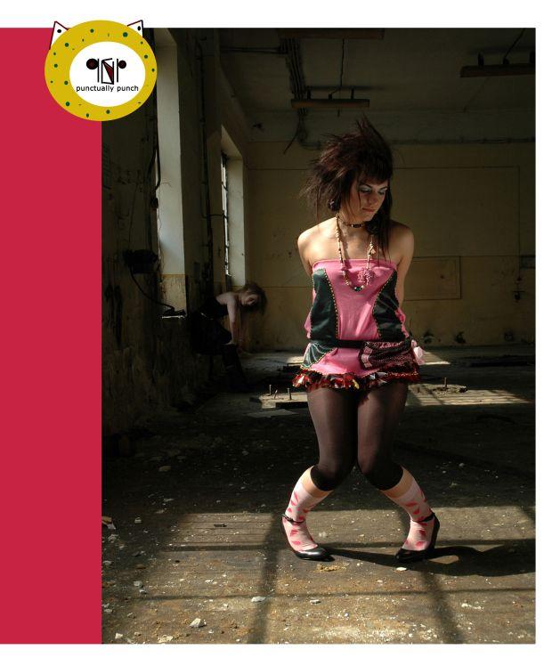 PHOTO NEGATIVE DRESS /MW COLLECTION/