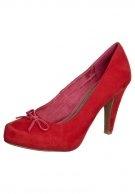 Tamaris - pumps red/pink
