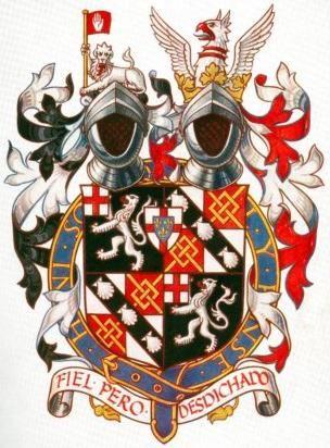 ... señorío de Warden fue la reina Isabel Bowes-Lyon, la reina madre