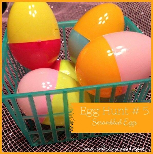 Family Fun Night Easter Eggs Fun Games Free Printables