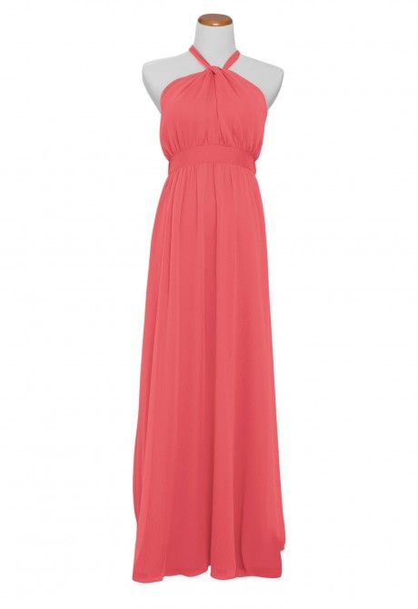 Leigh Bridesmaid Dress - Little Borrowed Dress