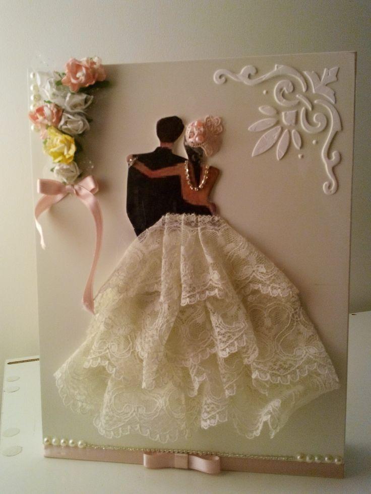Дети своими руками свадебные открытки