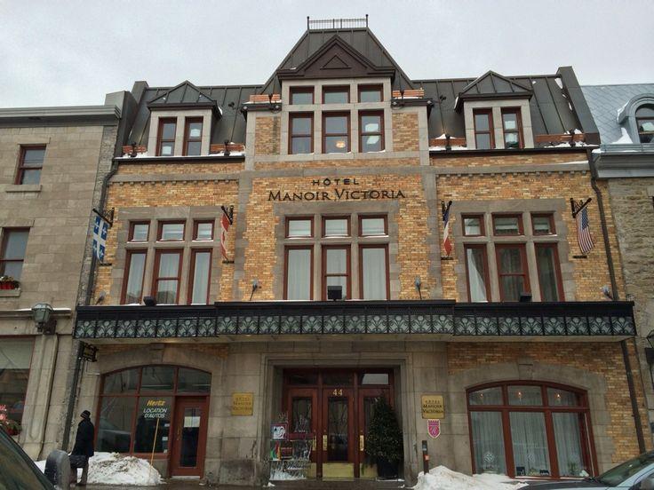 Hotel Manoir Victoria in Québec, QC