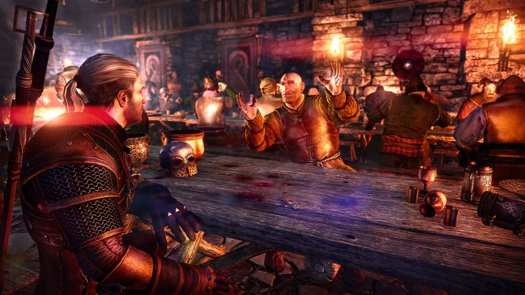The Witcher 3: Wild Hunt first look - slaying giants in CD Projekt RED's icy open world RPG | PC Gamer