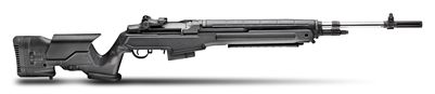 """Springfield Armory Loaded M1A Semi Auto Rifle 7.62 NATO/.308 Win 22"""" Stainless Match Barrel Adjustable Stock 10rd Mag MP9826 706397900779"""
