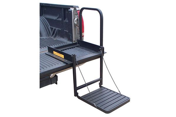 Great Day Truck N' Buddy Tailgate Step - FREE SHIPPING