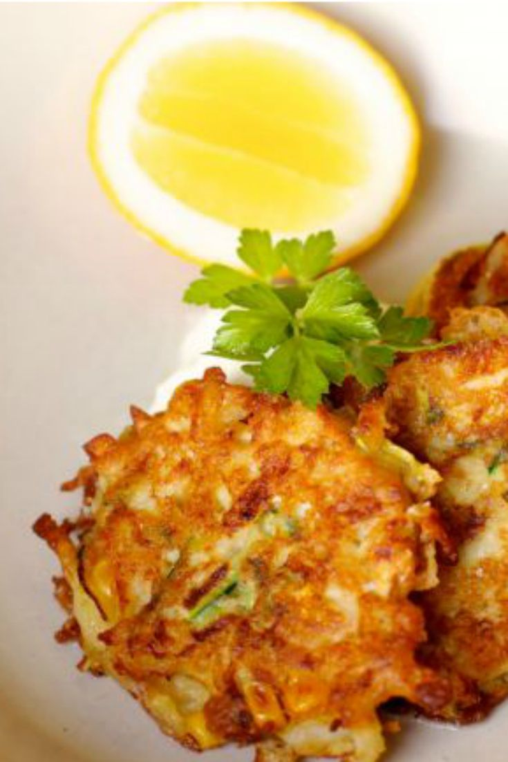 This ZUCCHINI AND POTATO FRITTER recipe will make eating veggies more fun for kids!