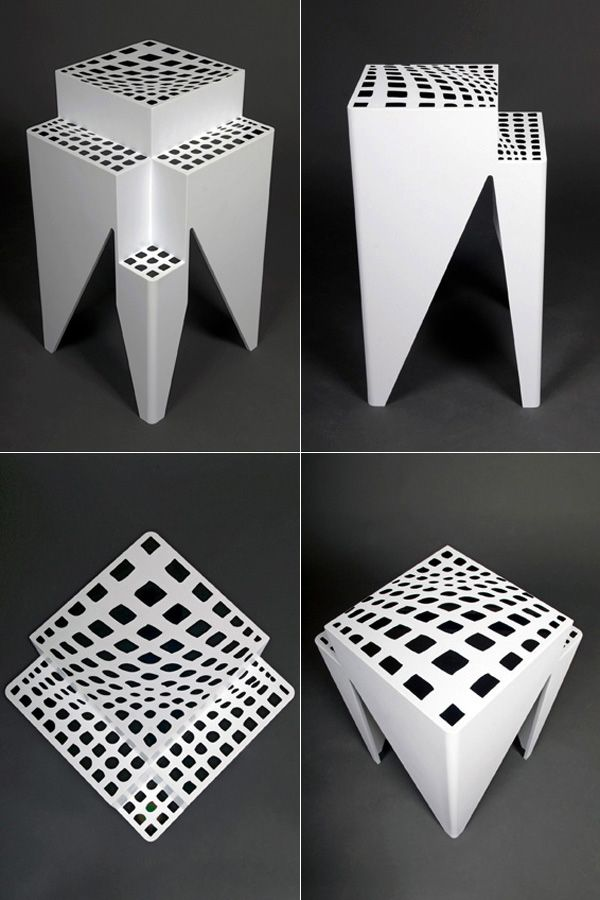 37 Best Images About Geometric Furniture On Pinterest