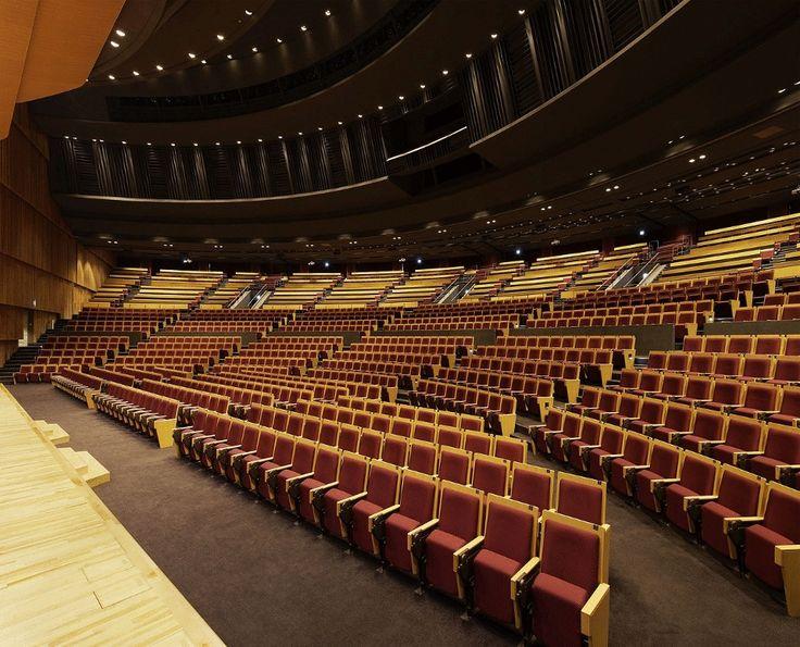University of Kyusyu, Japan|九州大学 椎木講堂|納入事例|Auditrium,大学講堂