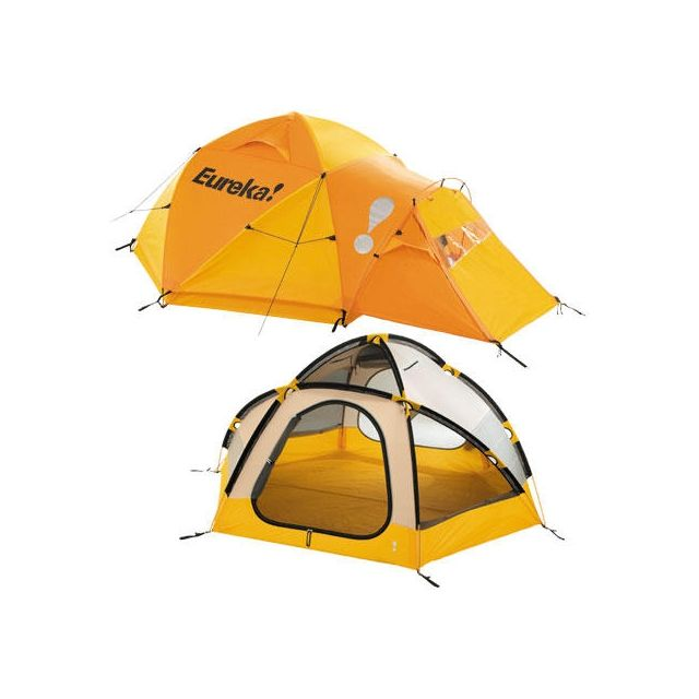 Eureka - K-2 XT Tent 3-Person 4-Season  sc 1 st  Pinterest & 70 best Tents images on Pinterest | Tent Tents and Outdoor gear