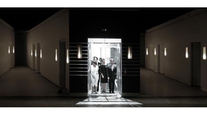 DON GIOVANNI W A Mozart Teater an der Wien Vienna 2006 Director: Keith Warner / Lighting: Wolfgang Goebbe