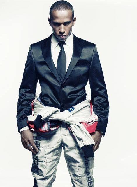 Lewis Hamilton. - F1 driver