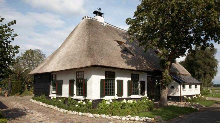 Verblijf 170904 • Vakantiewoning Midden Drenthe • drei oele