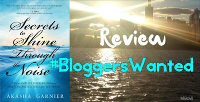 Alfonzo Words: #BloggersWanted ~ Secrets to #ShineThroughtheNoise...