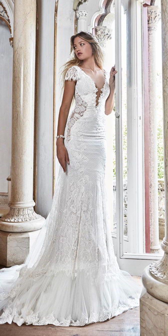 Vestito da sposa di melania trump 666 - Abiti da sposa