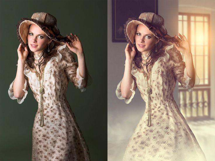 photoshop advanced manipulation tutorial   photo effects (part 1)