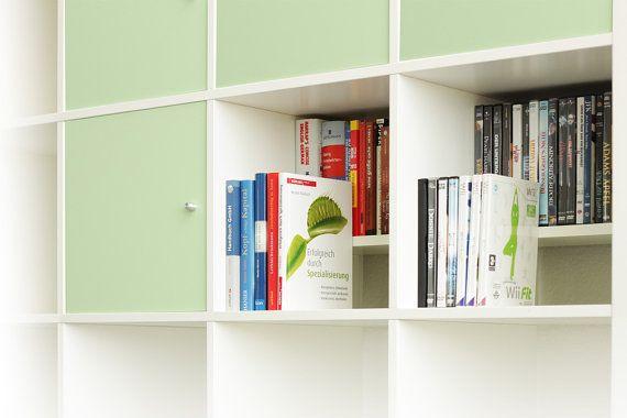 M s de 25 ideas incre bles sobre estante kallax en for Dormitorio kallax