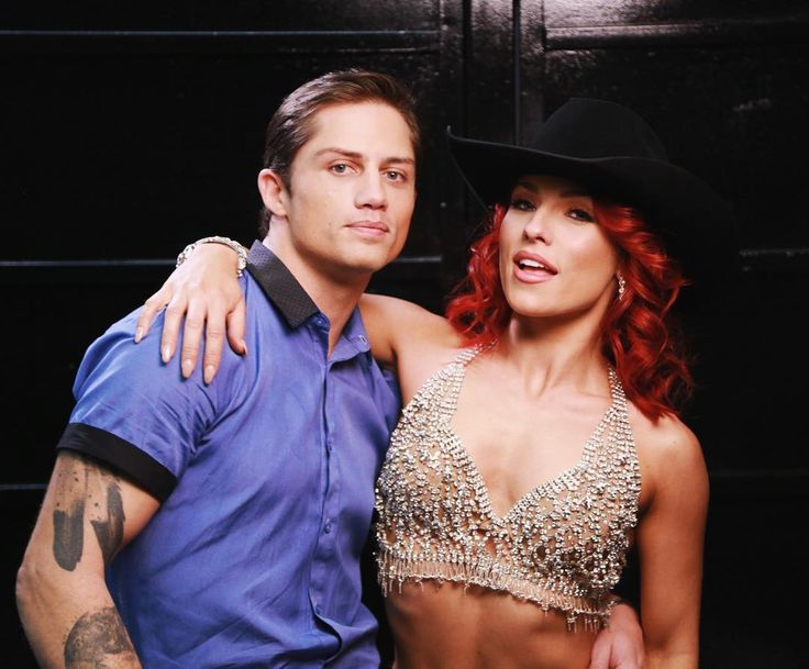 Bonner Bolton and Sharna Burgess talk 'Dancing with the Stars' chemistry and apparent grope Bonner Bolton and Sharna Burgess are opening up about their explosive chemistry on Dancing with the Stars and the questionable crotch grab seen around the world. #DWTS