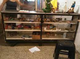 Resultado de imagen para vitrinas de vidrio, PARA BAZAR, PEQUEÑAS.