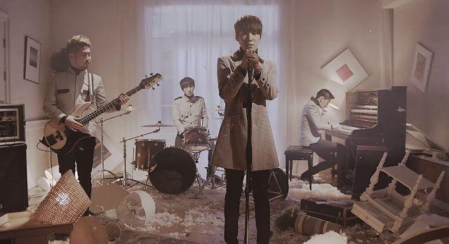 "DickPunks (딕펑스) release MV for ""Hello Goodbye"" (안녕 여자친구)"