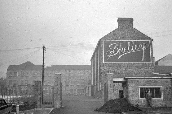 Unseen Images Of Fenton Bert Bentley Collection Stoke