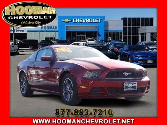 Coupe, 2014 Ford Mustang Coupe with 2 Door in Culver City, CA (90230)