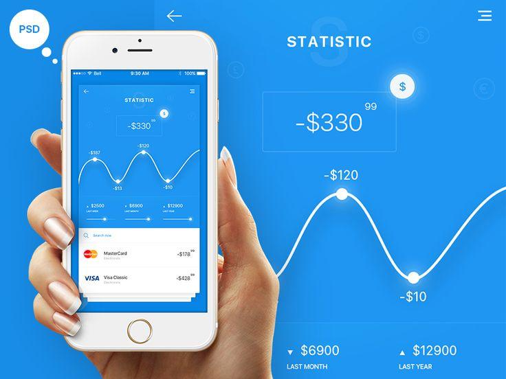 FREE Statistics App (PSD)