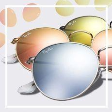 Round Flash Custom Sunglasses   Ray-Ban Online Store