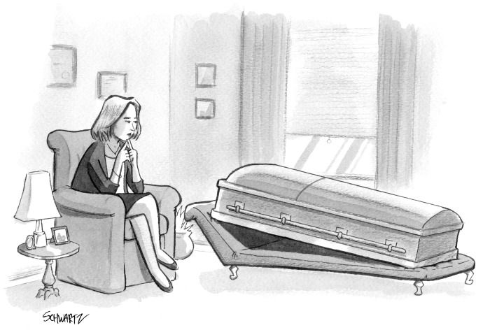 Pax on both houses: New Yorker Cartoon Caption Contest #476, May 25, 2015