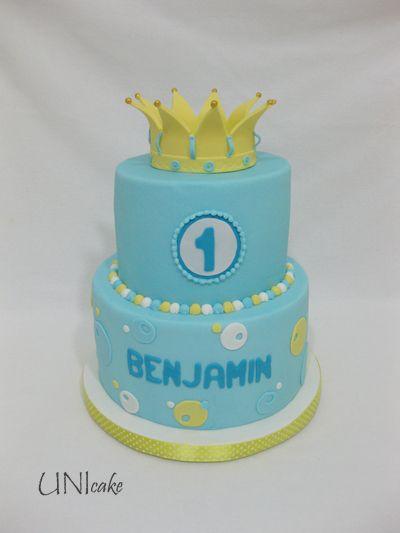C220. Kruunukakku. Crown cake