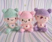 Loveable Baby- PDF crochet pattern
