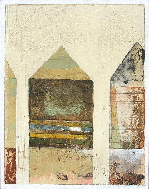 """""""Dwellings 1"""" Scott Bergey"""