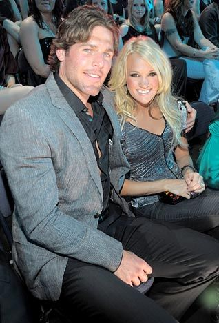 Carrie Underwood and Mike Fisher they are just the best couple in the world!