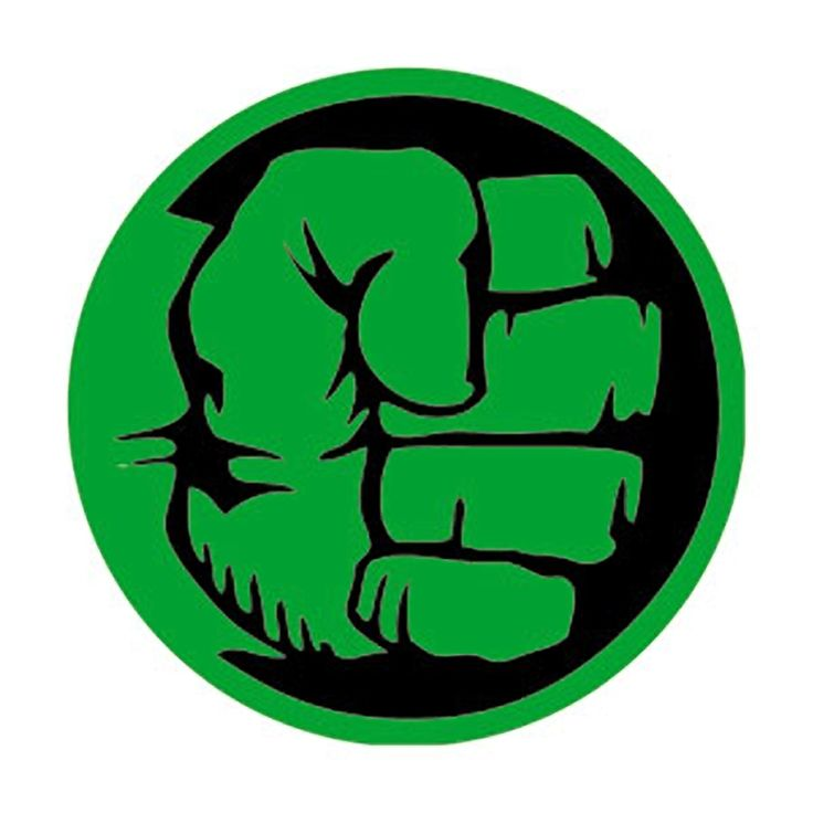 hulk symbol