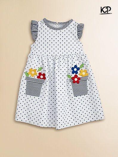 ideas para hacer vestidos bonitos para niñas