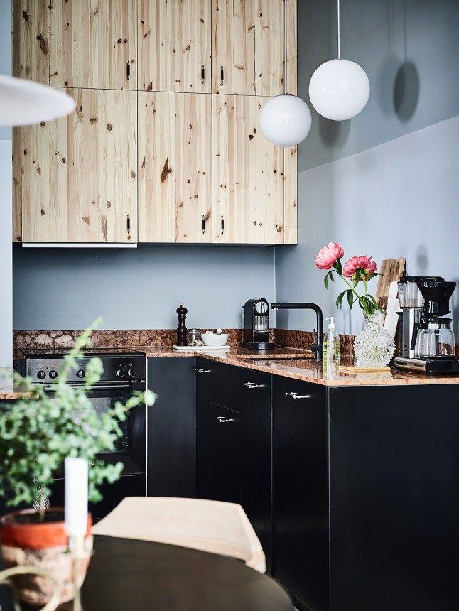 Wandfarben Für Küchen 92 besten schwarze küche bilder auf küchen modern