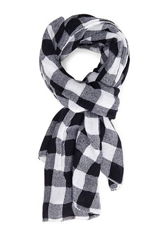 Woven Plaid Scarf | FOREVER 21 - 1000104207